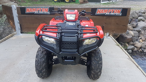2018 Honda TRX500FM1 Manual Shift Workhorse