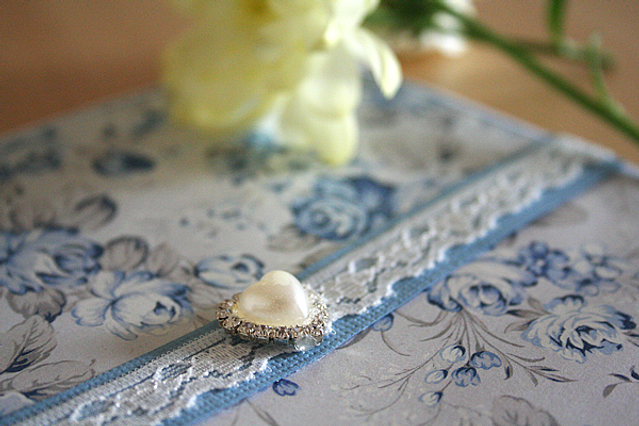 Cappercaillie Cards Delphine Decadence wedding invitation card