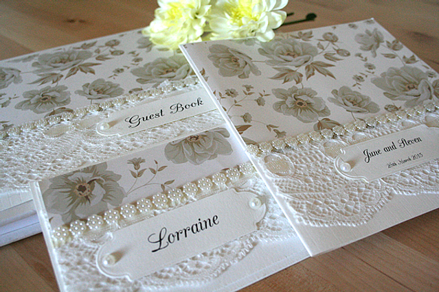 Capercaillie Cards - Wedding stationary - Vintage Marie