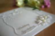 Capercaillie Cards - Wedding invitation card - Honey Blossom Time