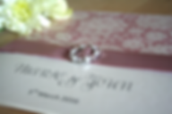 Capercaillie Cards - Wedding invitation card - Dominique