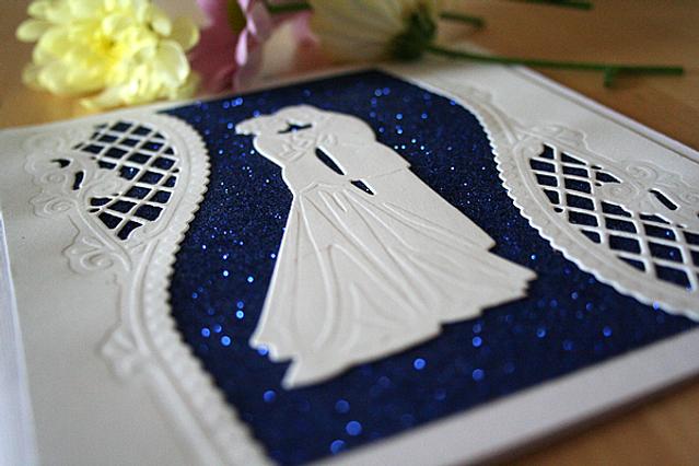 Capercaillie Cards - Wedding invitation card - Anja Elegance