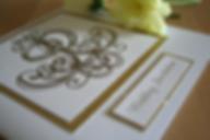 Capercaillie Cards - Wedding invitation card - Georgia