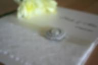 Capercaillie Cards - Wedding invitation card - Gloria