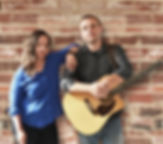 The Newkirks, a husband and wife country music duo