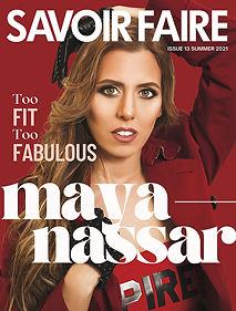 Savoir Faire Issue 13 - Cover.jpg