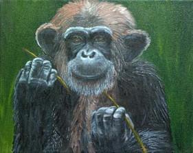 Monkey-Business-Painting-Bust-Portrait.j