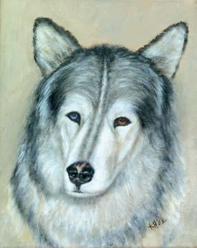 Desi-Husky-Dog-Painting-Pet-Portrait