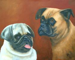 Stella-and-Murray-Pug-Dog-Painting-Pet-P