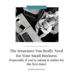 The Insurance You Really Need for Your Small Business
