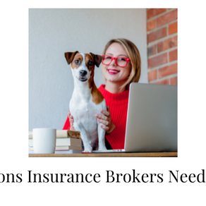 [Broker Series] 5 Reasons Insurance Brokers Need a Blog