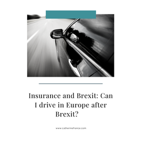 Insurance and Brexit: Can I drive in Europe after Brexit?
