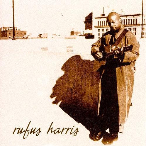 Rufus Harris CD (self-titled)