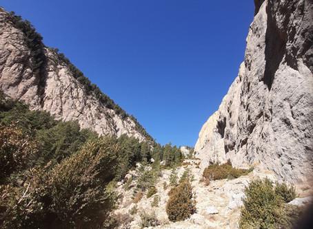Roca Blanca en Sierra d'Ensija