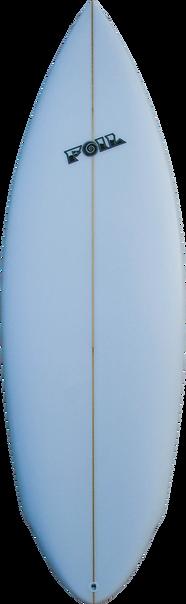 FOIL The Bulldog model short board surfboard