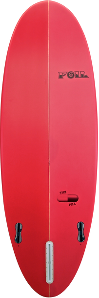 "5'6"" The Pill Surfboard"