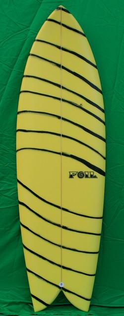 Yellow Kraken Deck