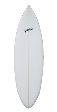 "6'2"" FOIL The Bulldog surfboard"
