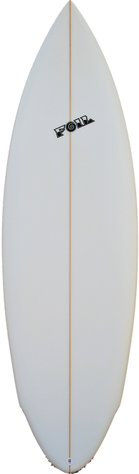 6'2_ FOIL The Bulldog surfboard