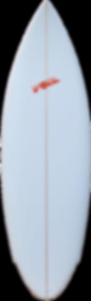 "5'8"" FOIL The Bulldog  short board surfb"