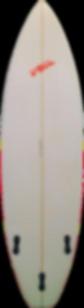 "6'3"" Short board surfboard"