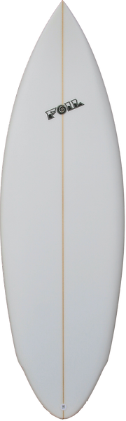 "5'10"" FOIL ""The Bulldog"" surfboard"