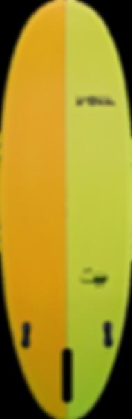 """6'0"""" The Pill Surfboard"""