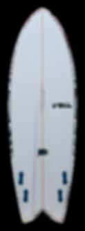 "6'1"" FOIL ""Th Kraken"" Surfboard"