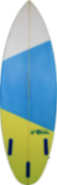 "5'8"" Short board surfboard"