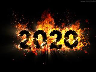 Bye 2020, Hello 2021
