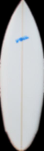 "6'0"" FOIL ""The Bulldog"" surfboard"