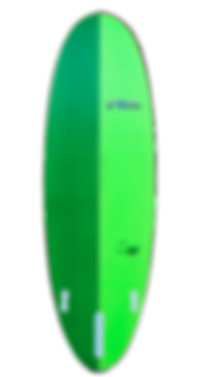 Green Egg Surfboard