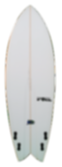 """6'1"""" FOIL  """"The Kraken"""" Surfboard"""