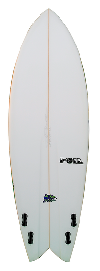"6'1"" FOIL  ""The Kraken"" Surfboard"