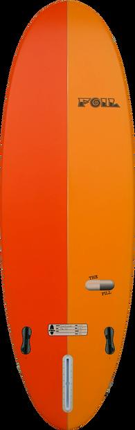 "6'0"" FOIL The Pill Model surfboard"