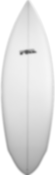 "5'8"" The Bulldog Surfboard"