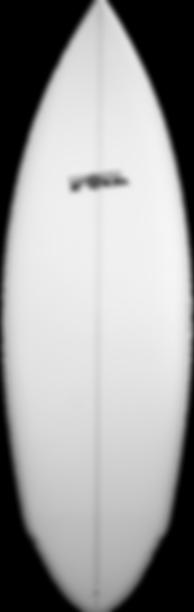 """6'0"""" The Bulldog Surfboard"""