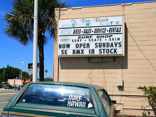 Check out FOIL at Lenny's Surf Shop