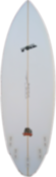 6'2_ FOIL The Bulldog surfboard