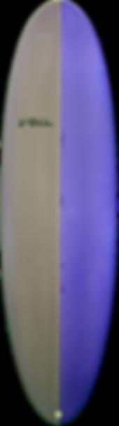 """6'6"""" The Pill Surfboard"""