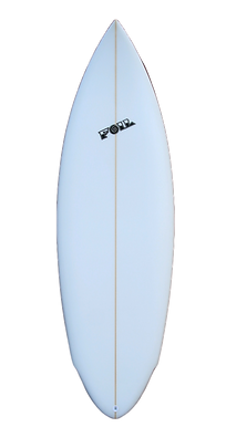 "6'0"" Bulldog Model short board surfboard"