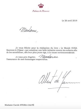 Prince Albert de Monaco