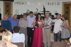 Presentación de un bebé