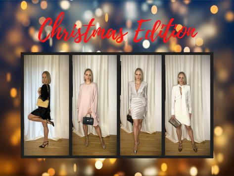 Christmas Holiday Season's Outfits