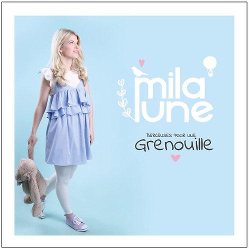 Album musical Berceuses pour une Grenouille