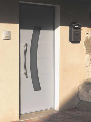 Portoncino d'ingresso Kopen in Alluminio