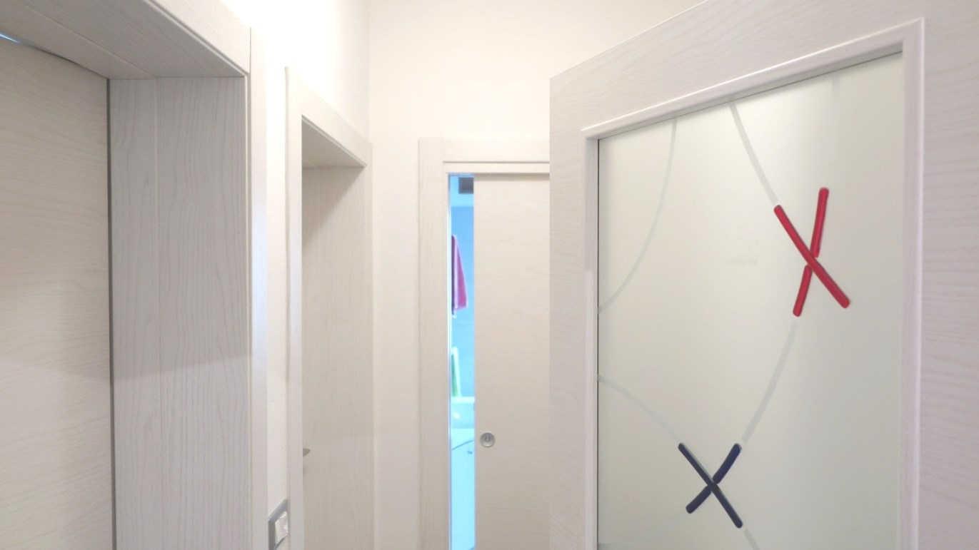 Porte interne in Plantext