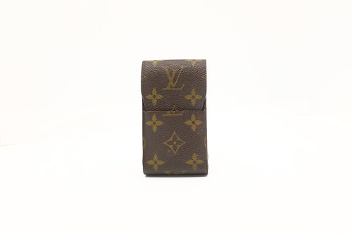 Louis Vuitton Cigarette Case in Monogram Canvas
