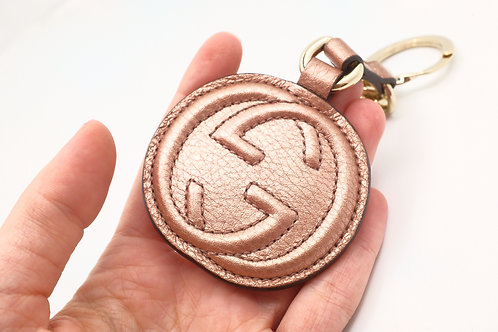 Gucci Key Charm in Rose Gold