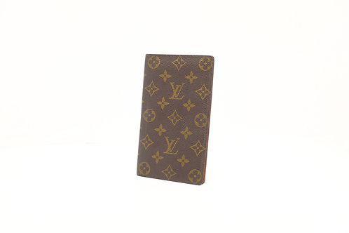 Louis Vuitton Billfold Wallet in Monogram Canvas